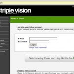 triplevision login